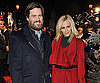 Photo Slide of Jim Carrey and Jenny McCarthy in London for A Christmas Carol Premiere