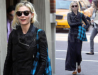 Photos of Kirsten Dunst Walking Around NYC