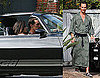 Photos of Matthew McConaughey in a Robe on His 40th Birthday 2009-11-04 15:07:17