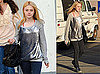Photos of Dakota Fanning Out in LA With Friends