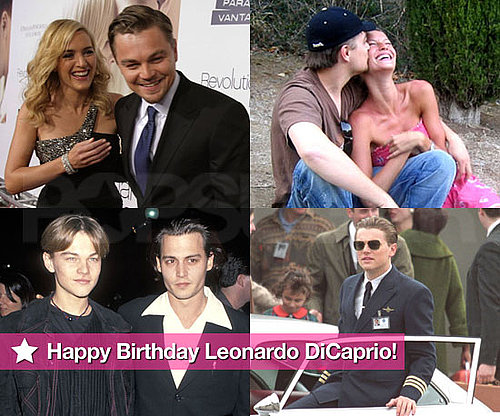 Slideshow of Photos of Leonardo DiCaprio on his 36th Birthday