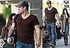 Photos of Megan Fox And Brian Austin Green Together in LA