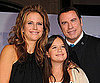 Slide Photo of John Travolta With Kelly Preston, Ella Bleu at LA Premiere of Old Dogs
