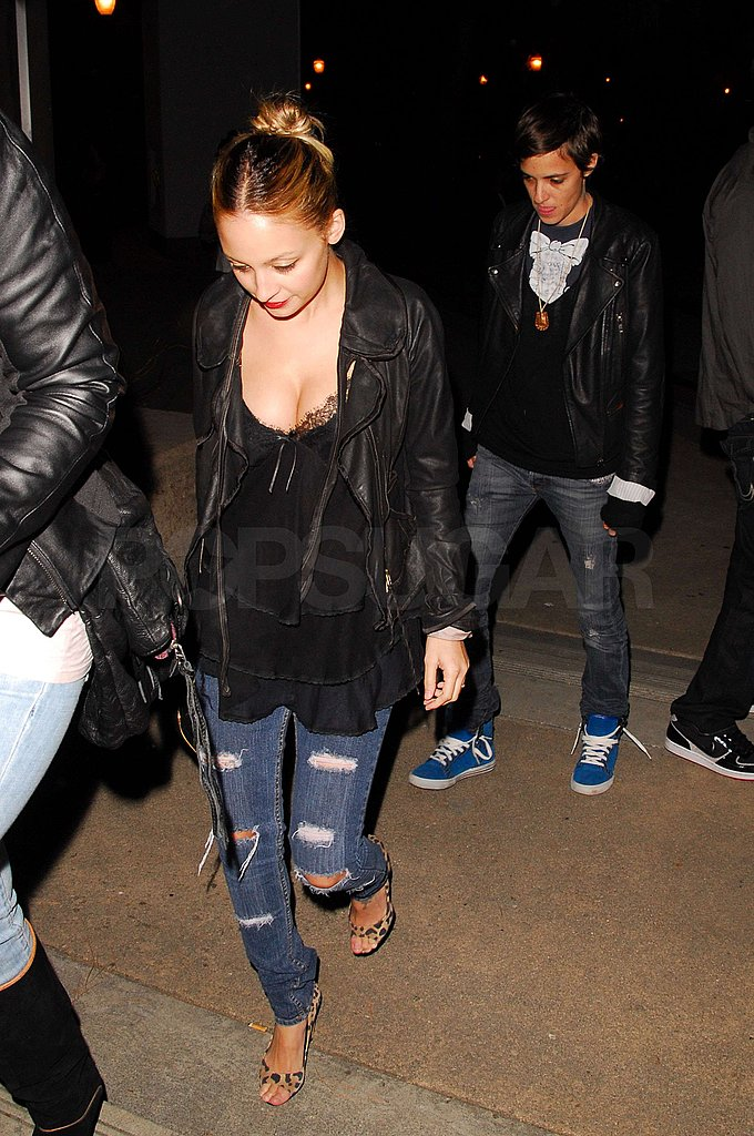 Photos of Celebs Seeing Jay-Z Concert in LA