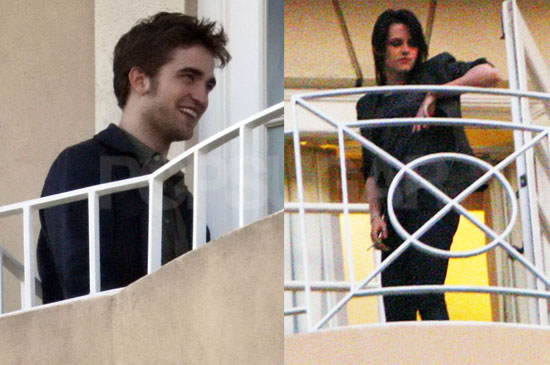 Photos of Kristen and Robert