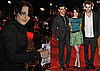 Photos of Kristen Stewart, Taylor Lautner and Robert Pattinson at London New Moon Event 2009-11-11 12:03:36
