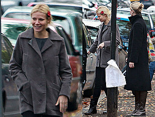 Photos of Gwyneth Paltrow in London as She's Announcing to Join Nicole Kidman in the Danish Girl