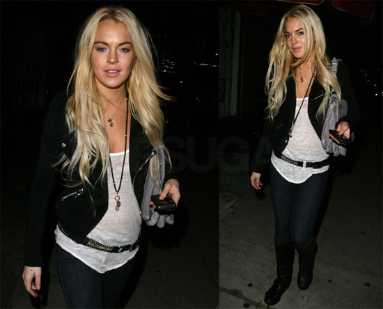 Photos of Lindsay Lohan in LA 2009-11-10 10:18:52