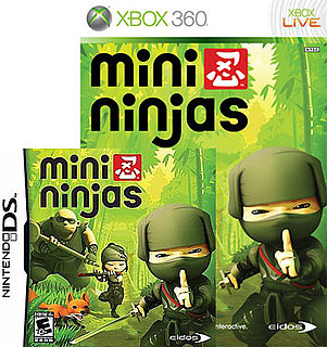 Pitting Mini Ninjas DS Version Against the Xbox 360 Version: Who Will Win?