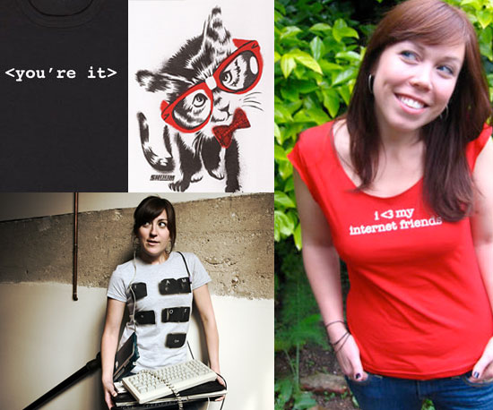Geeky Tees That Will Make You Swoon