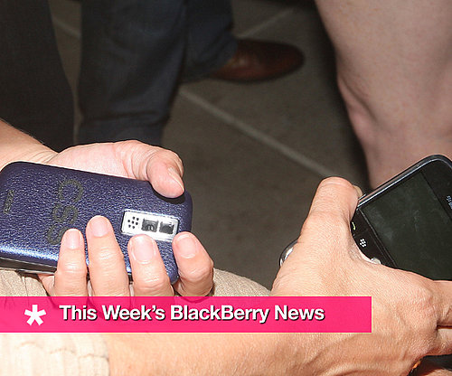 BlackBerry News and Announcements From the Past Week