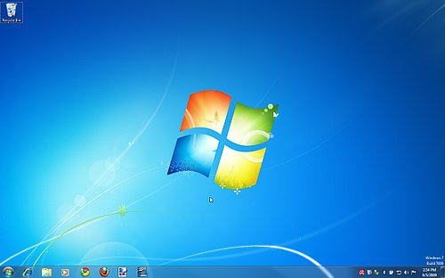 Daily Tech: Picture Peek at Windows 7
