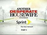 New Desperate Housewives Sprint Commercials