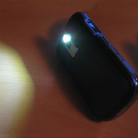 Turn Your BlackBerry Into a Flashlight With This BB App