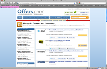 Offers.com Provides You With the Best Coupon Codes From Your Favorite Retailers