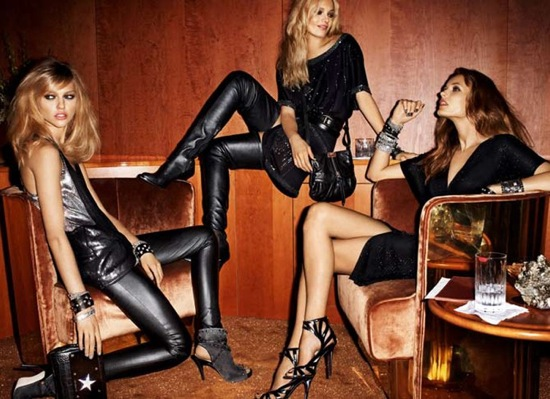 Sizzling Hot Ads from Jimmy Choo for H&amp;M!