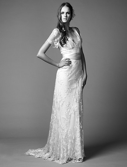 The Bountiful Best from Fall '10 Bridal Fashion Week
