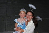 A Pretty Princess and Mama Angel
