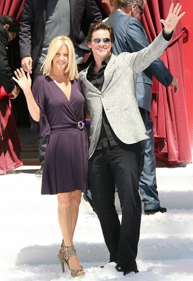 Photos of Jim Carrey and Jenny McCarthy Together 2009-11-12 06:50:22