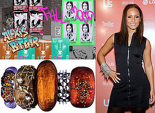 FabSugar Interview With Jewelry Designer Alexis Bittar About Alicia Keys's Spiked Bracelet