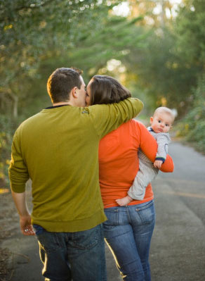 Married Couples Are Happier With Kids