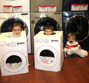 Sugarbabies: The Washer, Dryer and Lost Sock