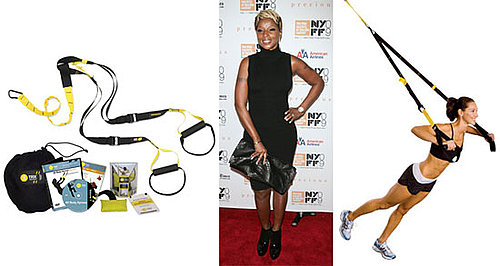 Mary J. Blige Uses TRX Suspension Kit to Get Fit