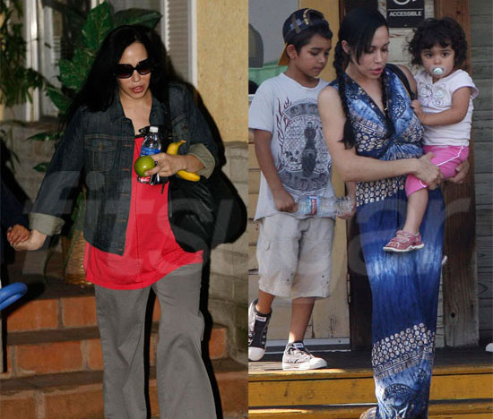 How Octomom Slimmed Down to 125 Pounds