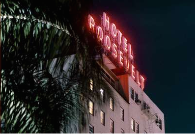 Hollywood's Hotel Roosevelt