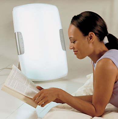 Suffer From Seasonal Affective Disorder? Try This Lamp