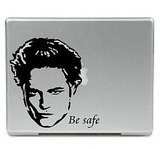 No one will snatch your laptop if this Edward Laptop Decal ($9.99) is protecting it.