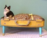Or, opt for making it into a pet bed. Source