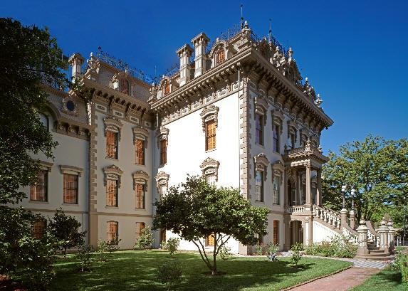 Sacramento's Stanford House