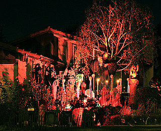 Is Your House Decorated For Halloween?
