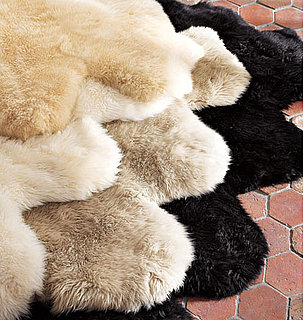 Would You Buy a Sheepskin Throw?