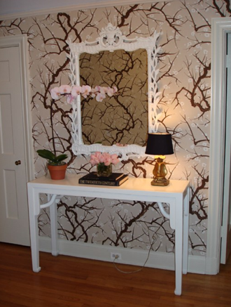 Do You Have a Foyer Console Table?