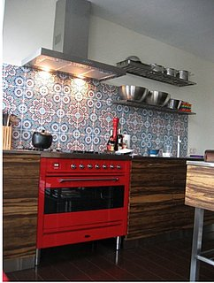 Casa Quickie: Warm Up Your Kitchen With Red Appliances
