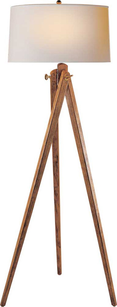 This Circa Tripod Lamp ($315) has gone from trendy to design classic.