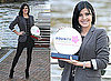 Photos of Kym Marsh Bounty Celebrity Mum of the Year 2009