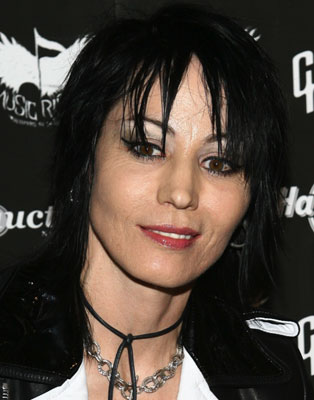 Say What? Joan Jett on Women and Rock 'N' Roll