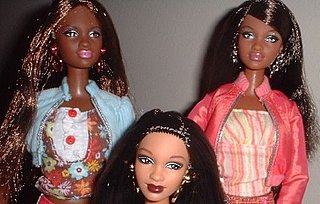A Doll of One's Own: Mattel Rolls Out New Black Barbies