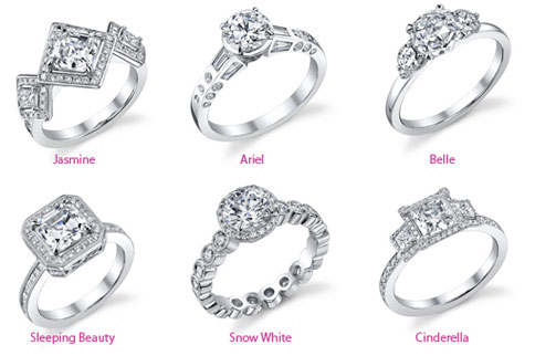 Love It or Leave It? Disney-Inspired Engagement Rings