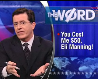 "Colbert's Solution For the ""Pre-existing Condition"" Conundrum"