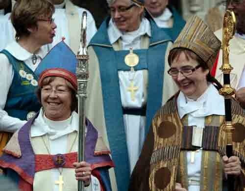 First Openly Gay Bishop Ordained in Sweden