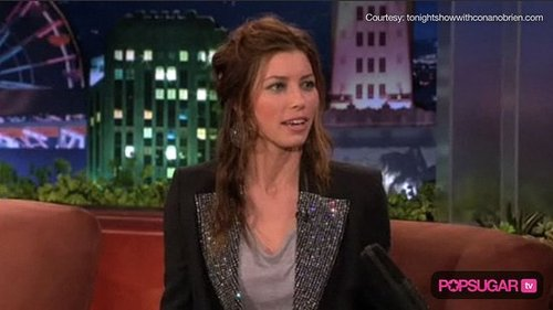 Robert Pattinson Video, Jessica Biel Girl Crush, Glee Video