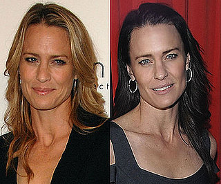 Robin Wright Penn Has a New Brunette Hair Color