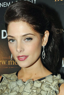Ashley Greene's Hair at New Moon Premiere: A Tutorial