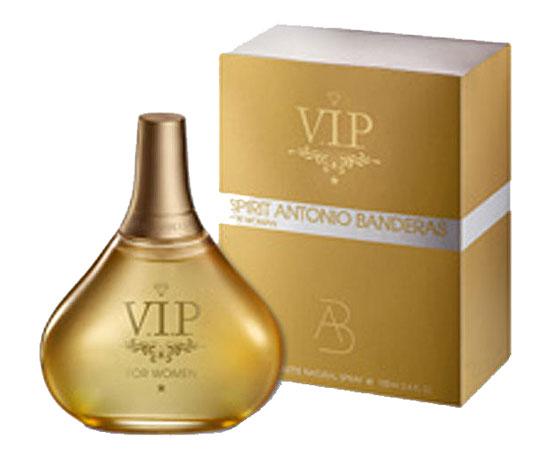 Antonio Banderas Spirit VIP