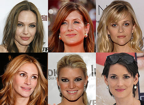 Celebrities' Natural Hair Colors 2009-12-03 07:00:09