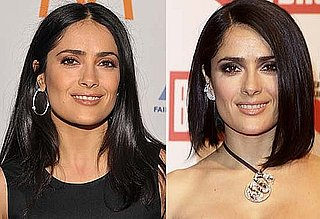 Salma Hayek's New Bob Haircut 2009-12-14 13:45:41